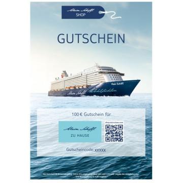 Gutscheine Mein Schiff 100€