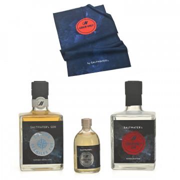 Saltwater's Gin Aktions-Paket