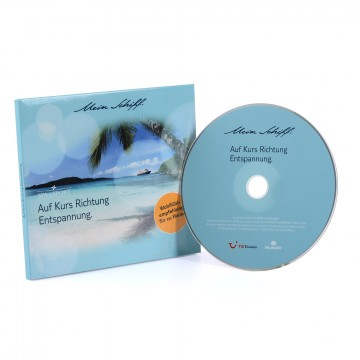 "CD ""Auf Kurs Richtung Entspannung"""