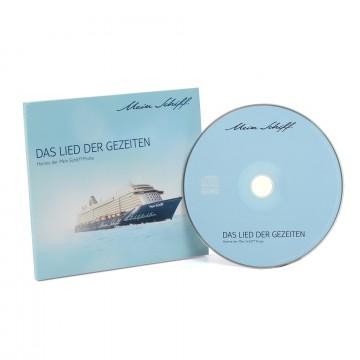"""CD """"Das Lied der Gezeiten"""""""