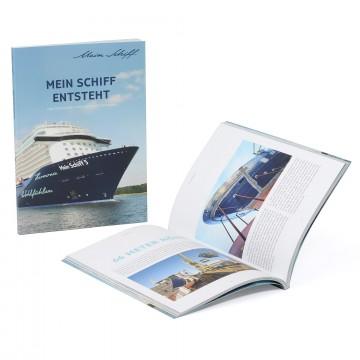 """Fotobuch """"Mein Schiff ® entsteht"""""""