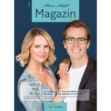 Mein Schiff Magazin 1/2020