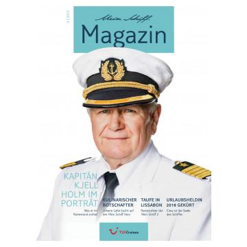 Mein Schiff Magazin 2/2019